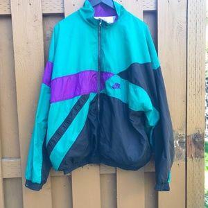 Nike Jackets & Coats - Nike Vintage 80/90's Gray Tag Windbreaker M XXL